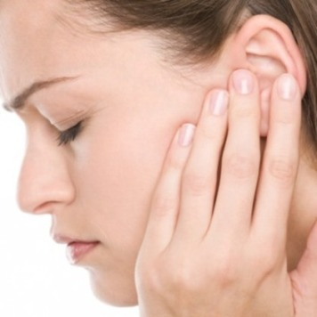 relieve otitis