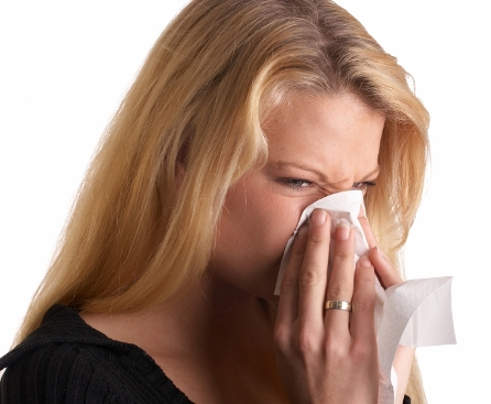nasal canal allergies
