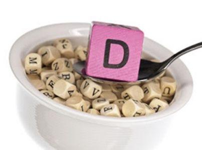 Lack of Vitamin D