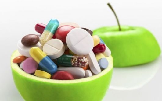 role of vitamin supplements
