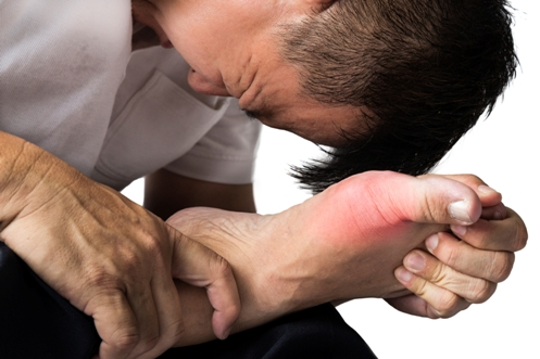 gouty arthropathy