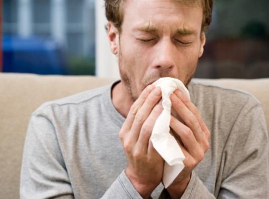 nervous cough