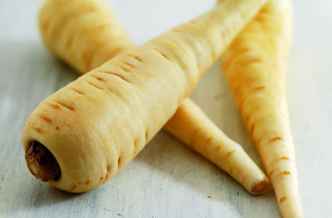 parsnips properties