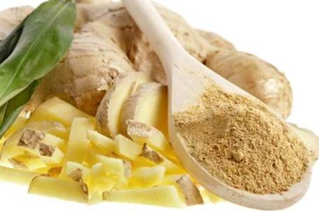 ginger therapeutic properties