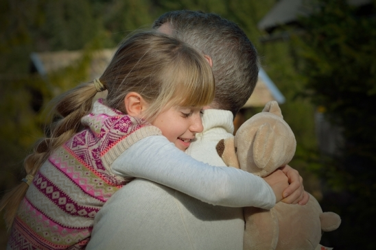 benefits of hugs