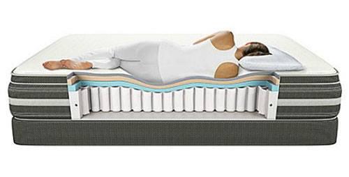 sleeping on an air mattress
