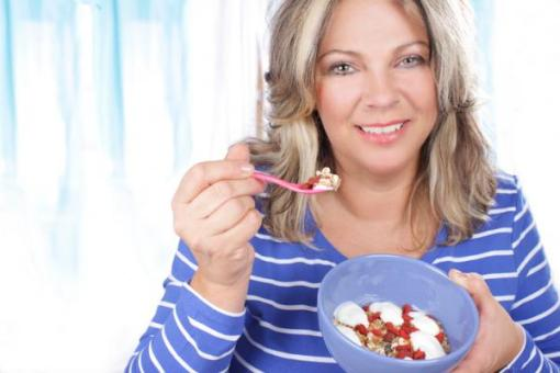 lose weight with menopause